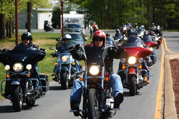The Ride to the Tide is one of several fundraising events organized by Delaware Law Enforcement for Special Olympics.