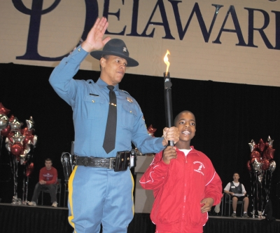 Every law enforcement agency is represented in some role as part of Delaware Law Enforcement for Special Olympics.
